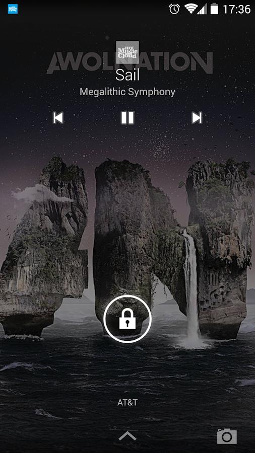 My Music Cloud: Storage & Sync - screenshot