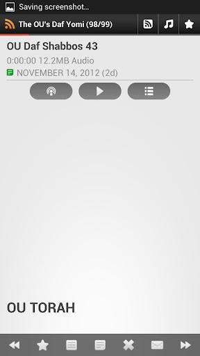 【免費新聞App】OU Daf Yomi Shiur-APP點子