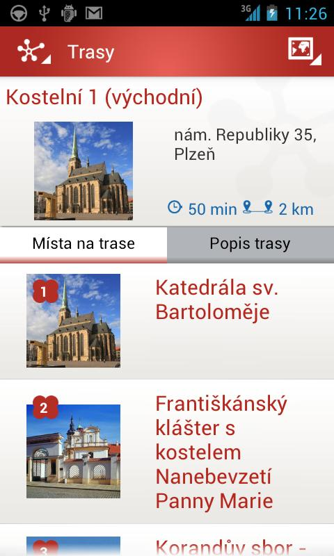 City of Pilsen - Travel Guide- screenshot