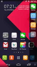 GO Launcher Prime (Remove Ads) Screenshot 2