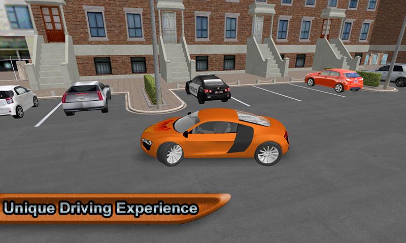 driving school simulator