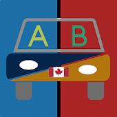Alberta Canada Driver License