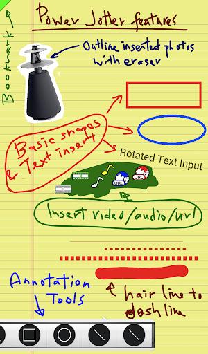 Power Jotter - Notepad PDF