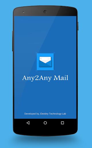 Any2Any Mail - Prank