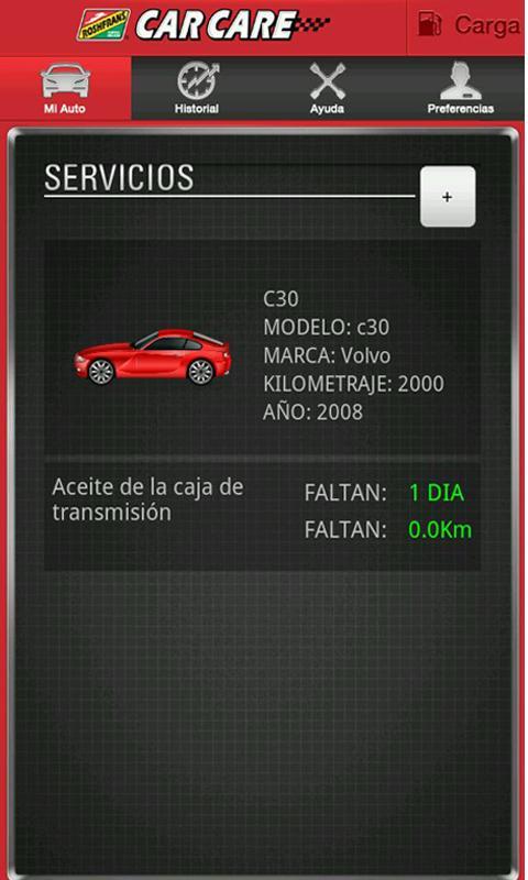 Roshfrans Car Care- screenshot