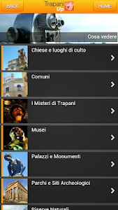 Trapani UP screenshot 1