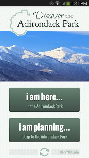 Discover the Adirondack Park