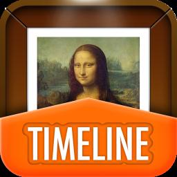タイムライン -アートミュージアム