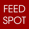 Feedspot News Reader. RSS icon