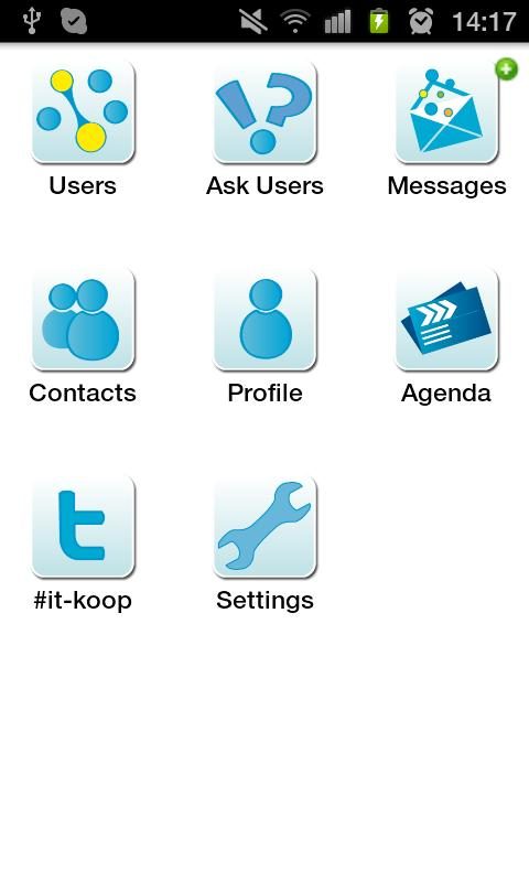 IT-KOOP 2012 - screenshot