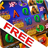 Rhino Gold Slot Machine FREE