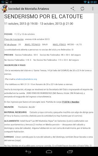 【免費新聞App】S.M. Ártabros-APP點子