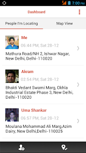 Locate by MapmyIndia - screenshot thumbnail