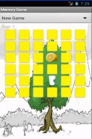 MemoryGame-Ranjeet- screenshot