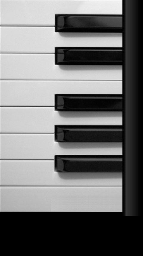 Simple Piano - screenshot