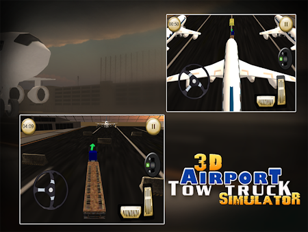 Airport Tow Truck Simulator 3D 1.0 screenshot 64495