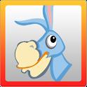 偶滴驴 logo