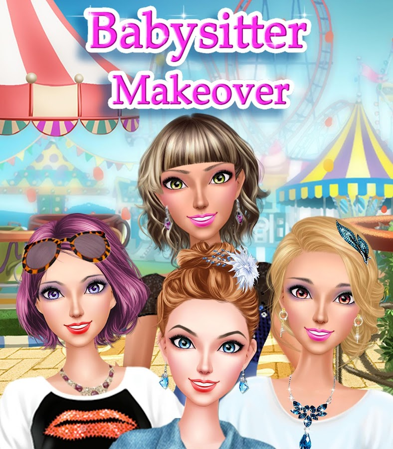 Babysitter Daycare Salon- screenshot