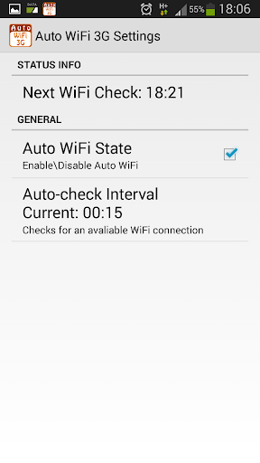 Auto Wifi 3G