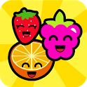 MATCH GAMES: SMILEY FRUIT icon