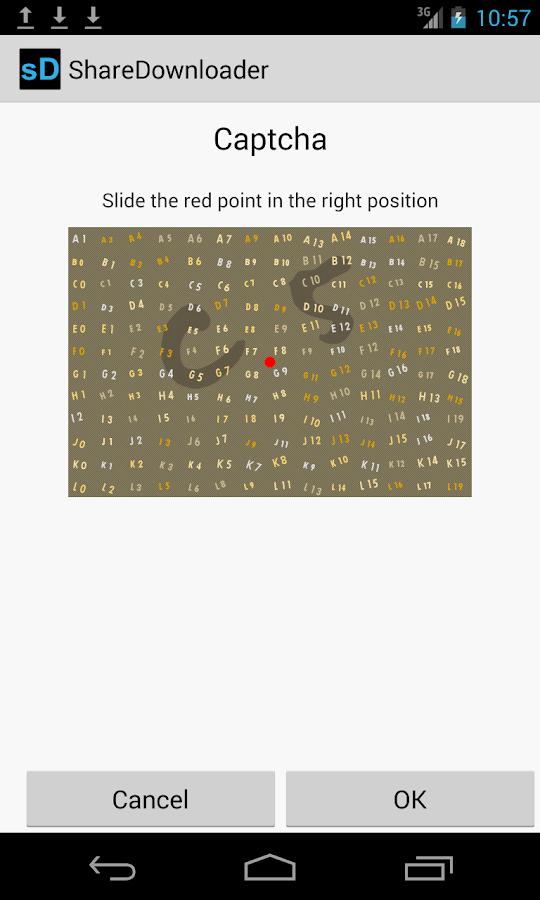 ShareDownloader- screenshot