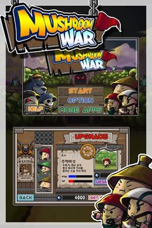 Mushroom War 2.4 screenshot 644457