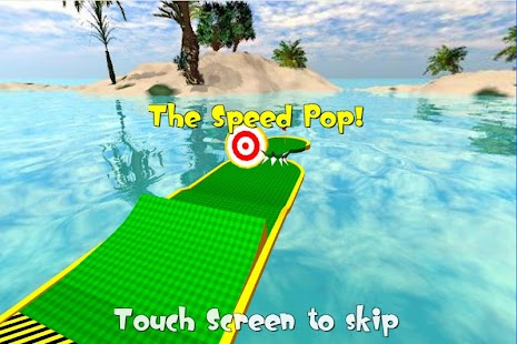 Tiki Golf 3D FREE - screenshot thumbnail