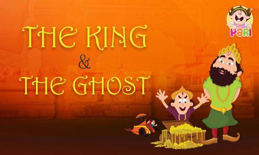Moral Stories King The Ghost