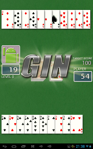 how to play gin rummy with 3 players