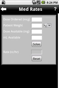 Nursing Tool & IV Drips - screenshot thumbnail