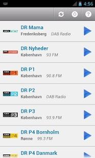 Dansk Radio (Denmark) - screenshot thumbnail