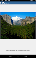 Screenshot of Mountain Project