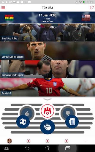 TOK USA World Cup