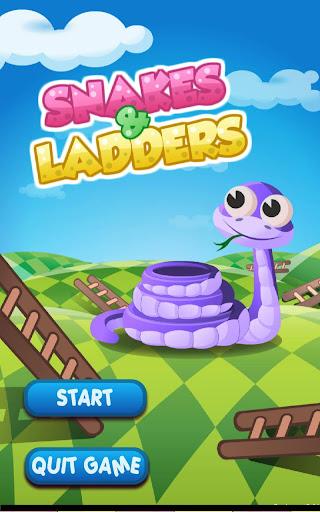 【免費街機App】Snakes & Ladders-APP點子