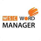 WSC Word Manager