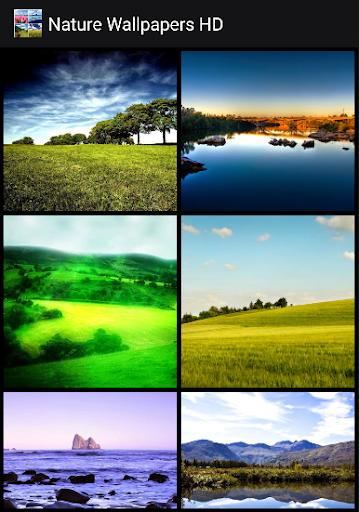 【免費生活App】Nature Wallpapers HD-APP點子
