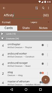 MTG Tracker & Life Counter- screenshot thumbnail