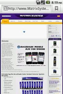 AccuShade- screenshot thumbnail