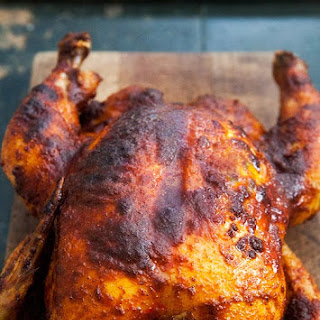Baked Smoked Chicken Recipes.