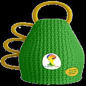 Caxirola Copa 2014