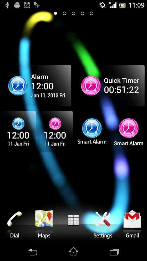 Smart Alarm (Alarm Clock)- screenshot