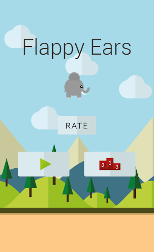 【免費動作App】Flappy Ears-APP點子