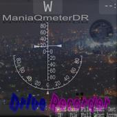 ドライブレコーダーFREE(ManiaQmeterDR)