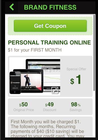 【免費健康App】Brand Fitness-APP點子
