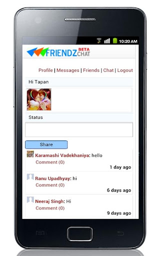 FriendzChat
