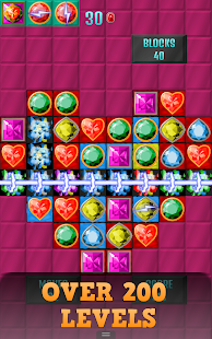 Match-3 Jewels Worlds- screenshot thumbnail