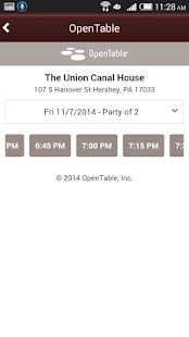 Union Canal House- screenshot thumbnail