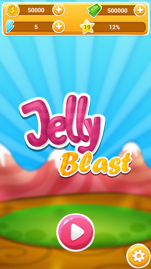 Jelly Blast- screenshot