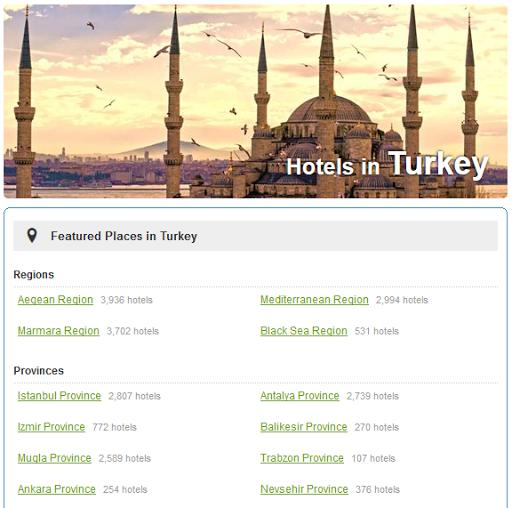 イスタンブールのホテル