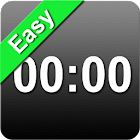 Easy stop watch & timer icon